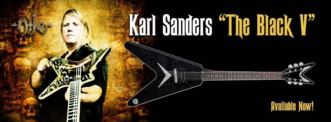 "Dean Karl Sanders ""The Black V"""