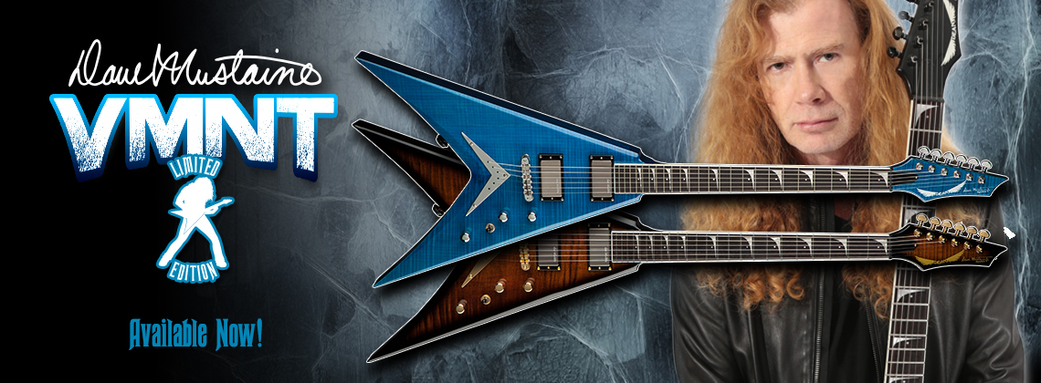Dean Mustaine VMNT Limited Edition
