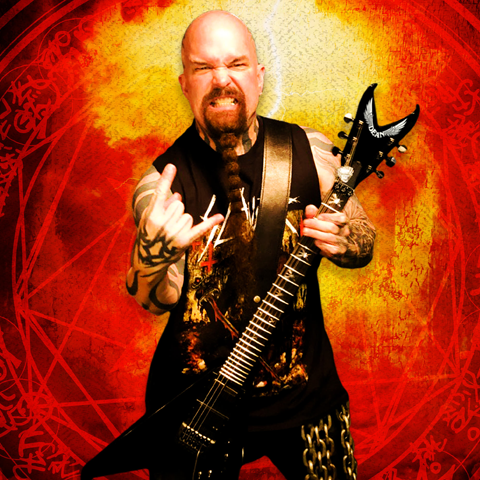 Kerry King of Slayer Joins Dean Guitars