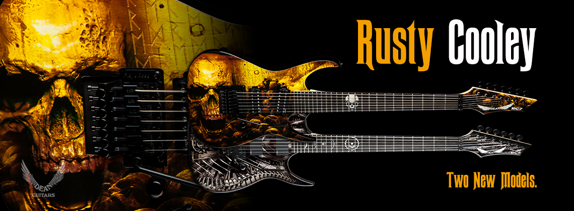 Dean Rusty Cooley Guitars