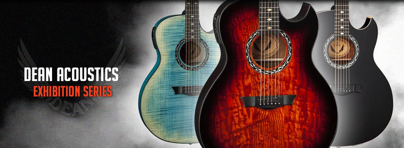 Guitars: Electric, Acoustic, Bass and more by Dean
