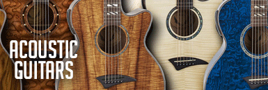 Dean Acoustic Guitars