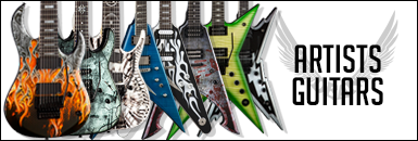 Dean Artist Guitars
