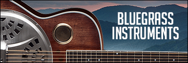 Dean Bluegrass Instruments