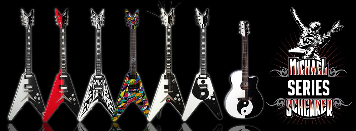 Dean Guitars Michael Schenker Series