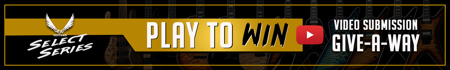 Guitar Players Unite and Play to Win!