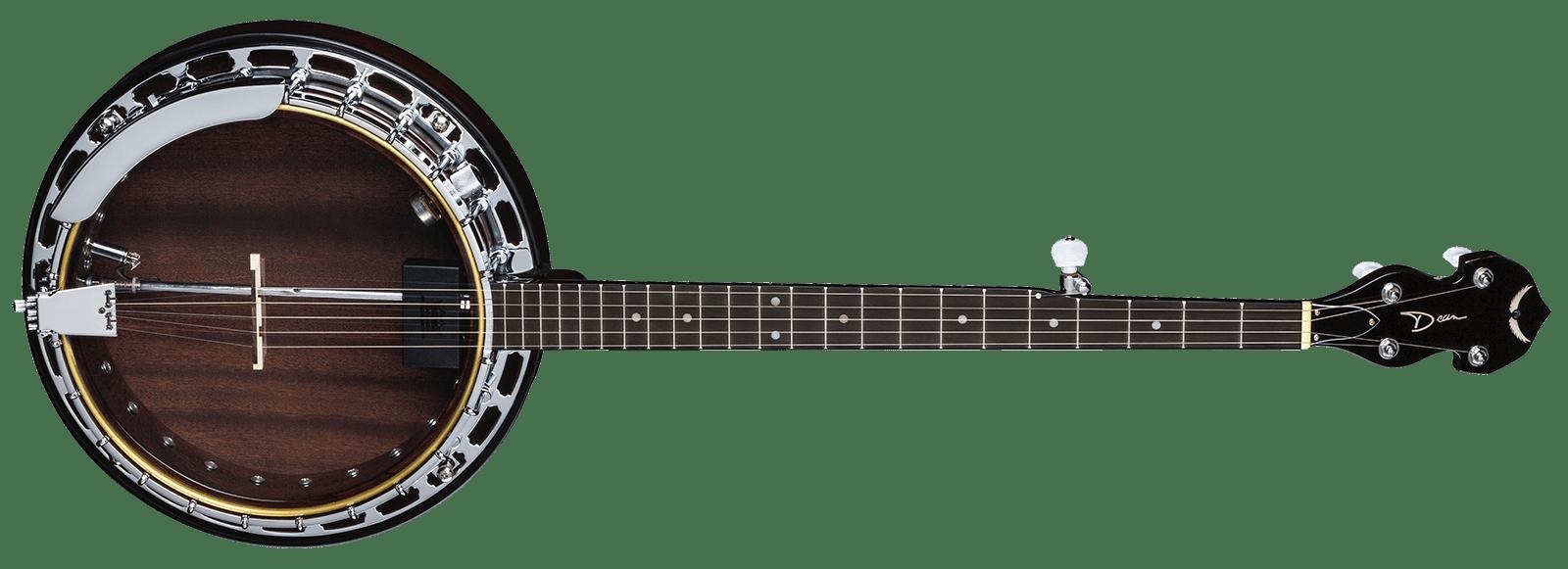 Backwoods 2 Pro Banjo w/Pickup