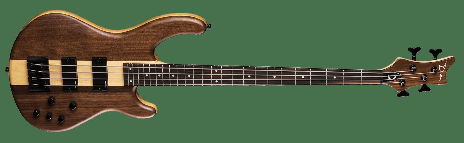 Edge Pro 4 String Walnut Satin Natural