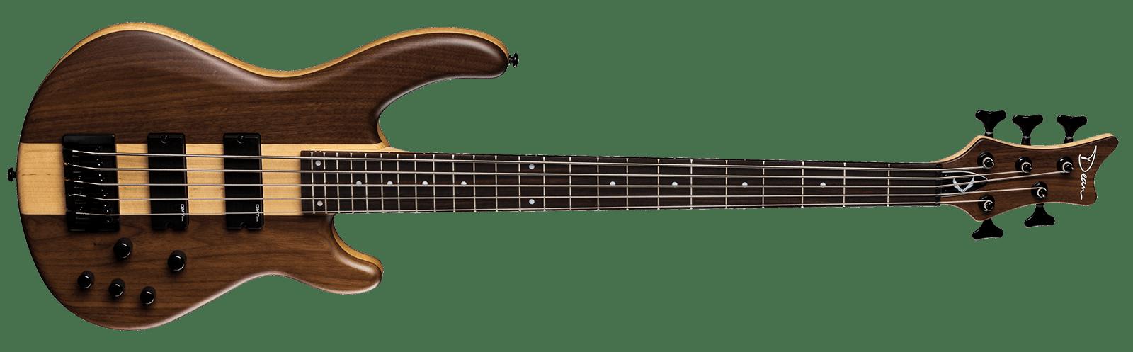 Edge Pro 5 String Walnut Satin Natural