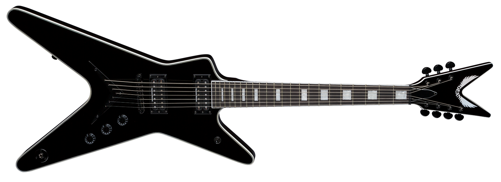 ML Select 7 String Classic Black