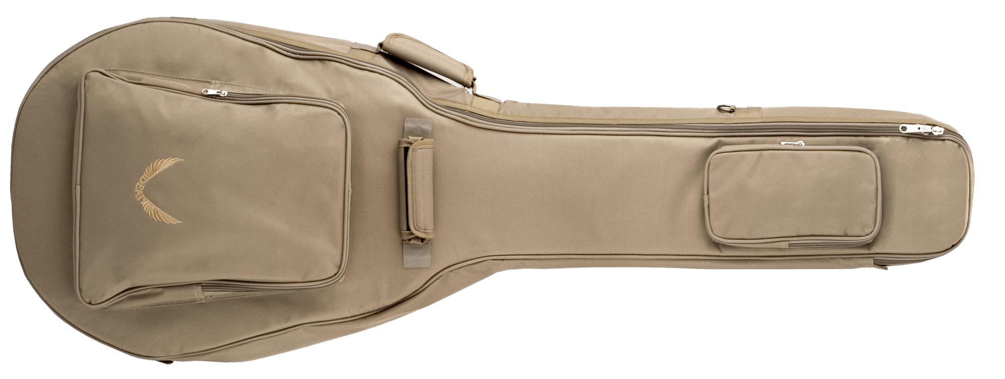 Gig Bag Bass - EAB Series (Khaki)