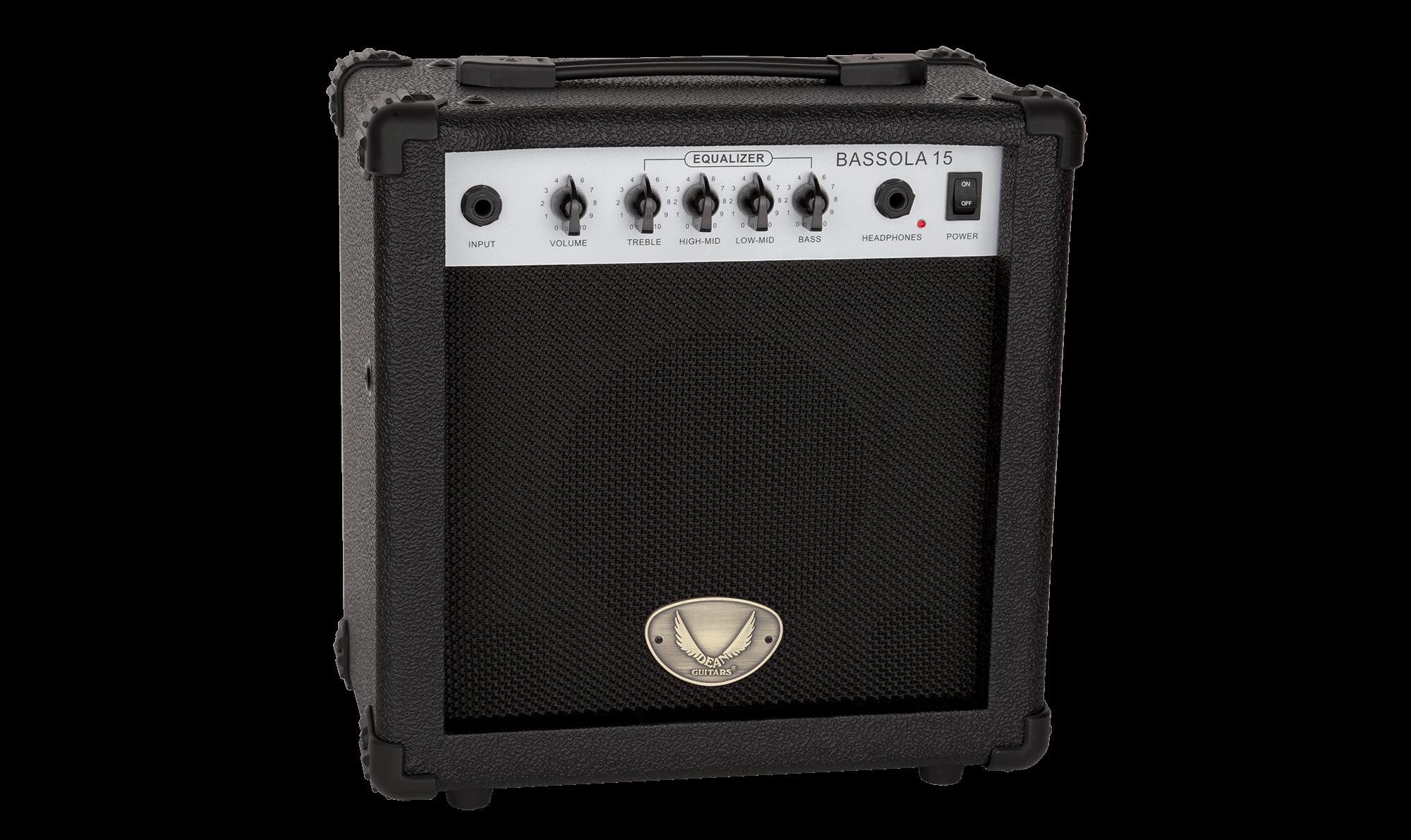 Dean Bassola 15 Bass Amp 15 Watts