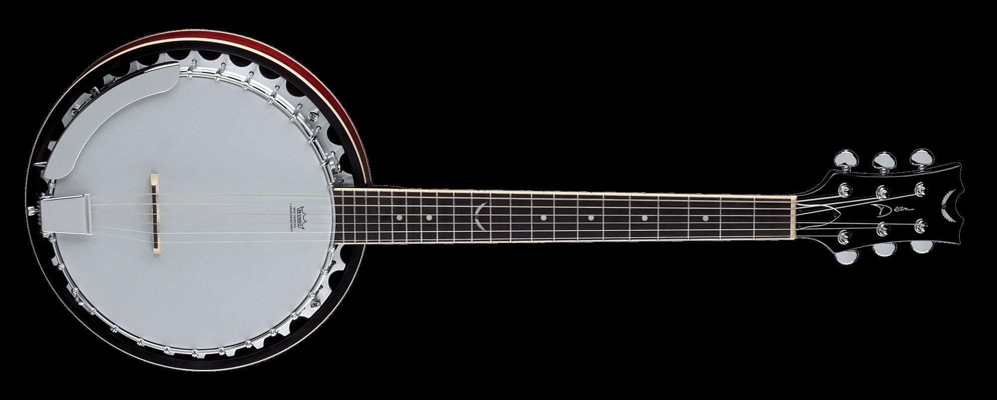 Backwoods 6 Banjo Six String