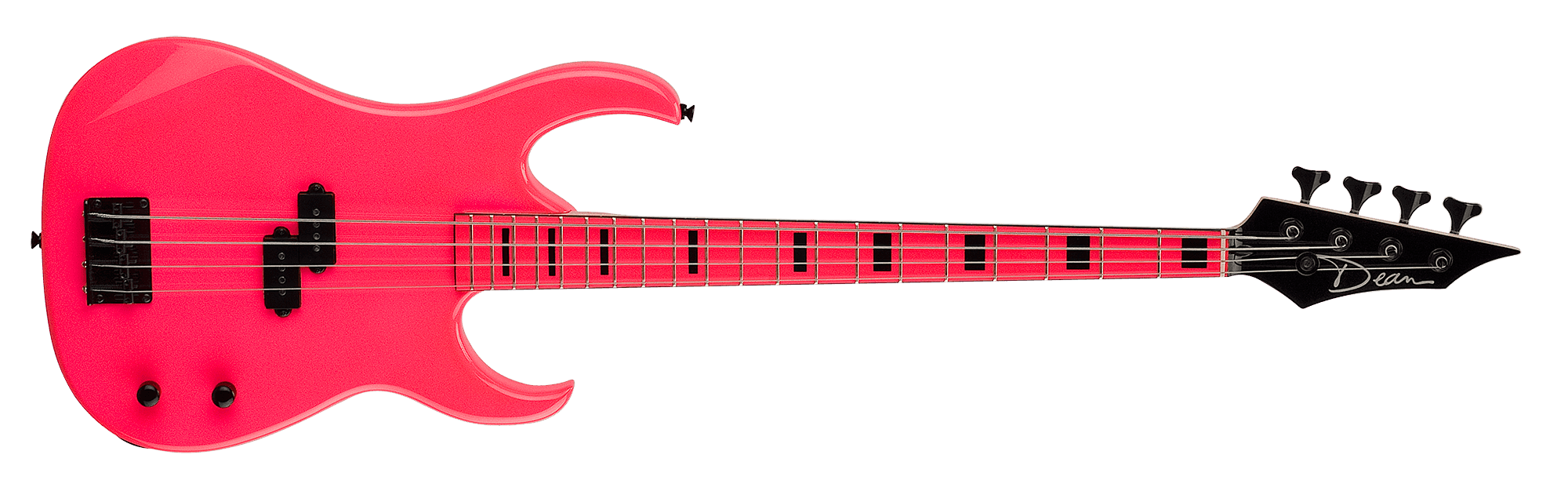 Custom Zone Fluorescent Pink