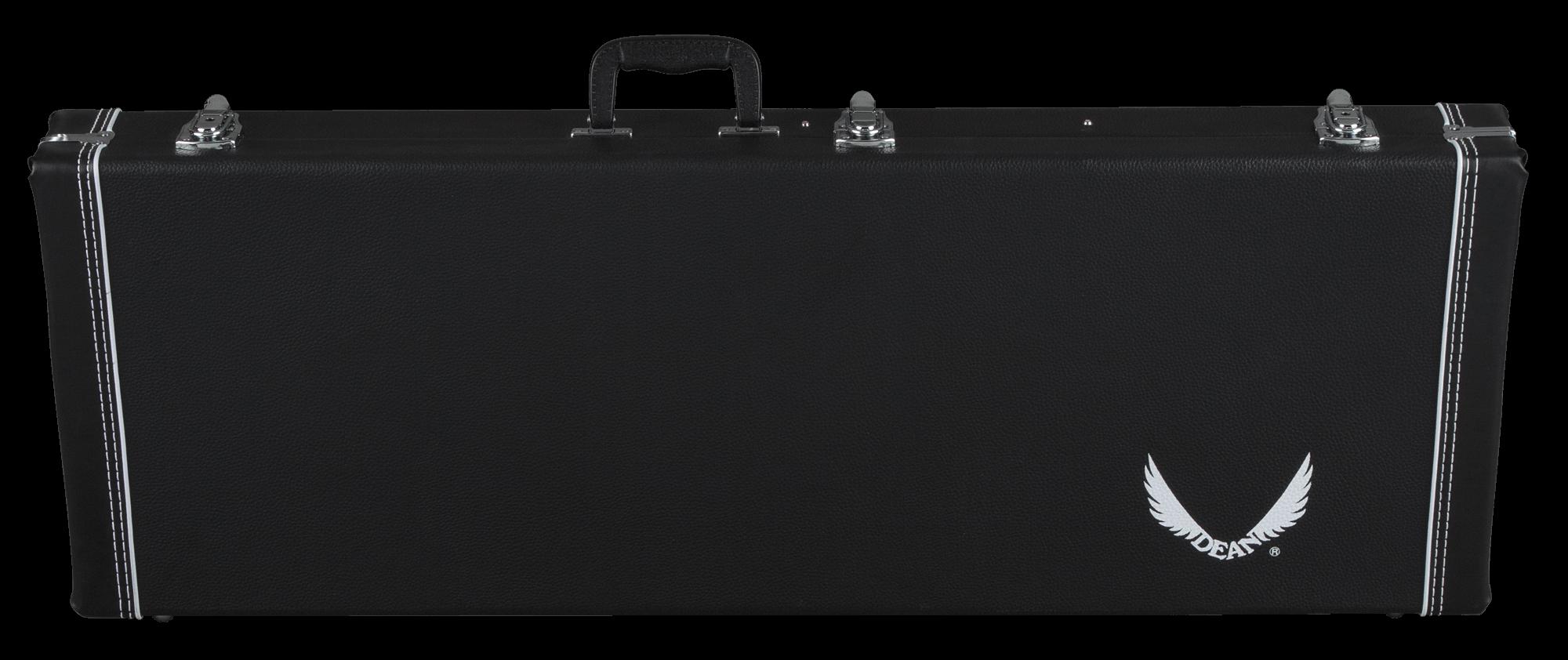 Dean Deluxe Hard Case 6 Inline & Cadi