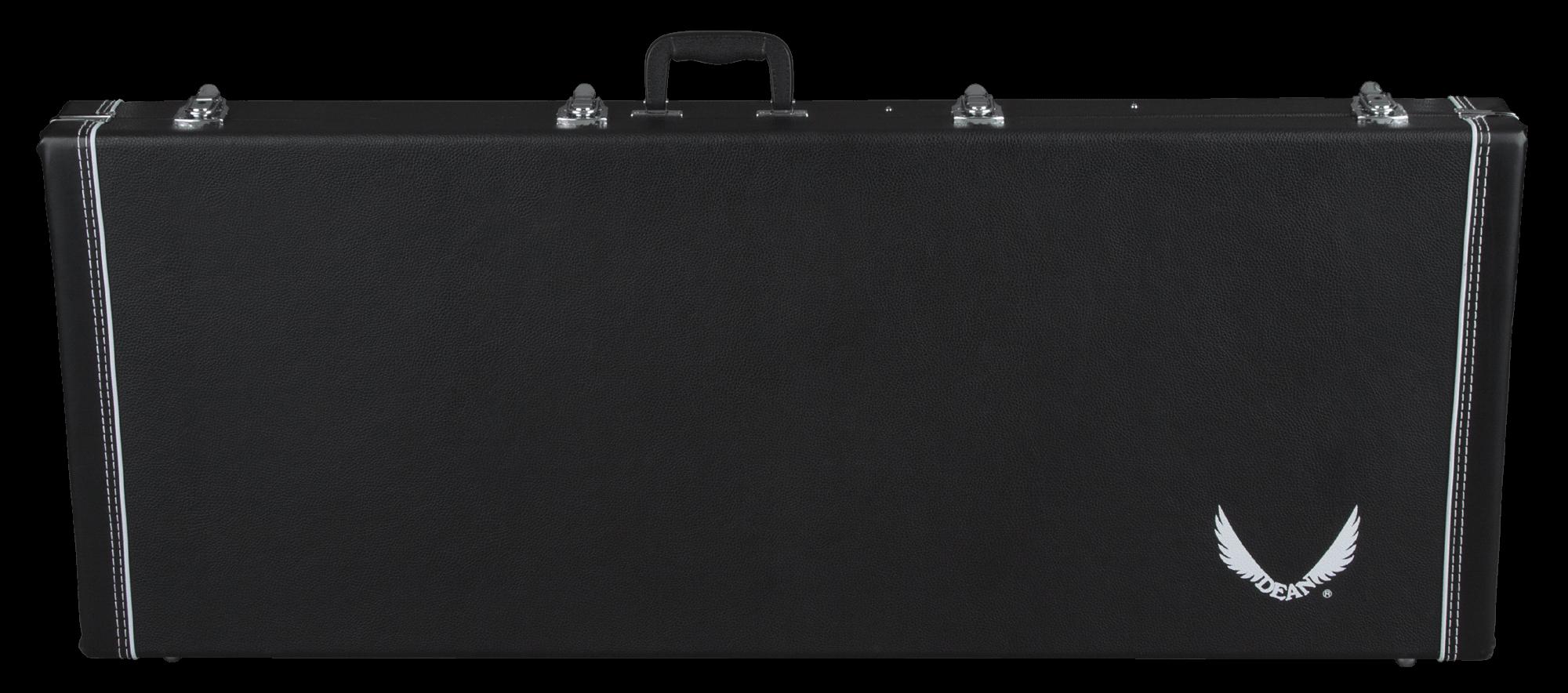 Dean Deluxe Hard Case Razorback Series