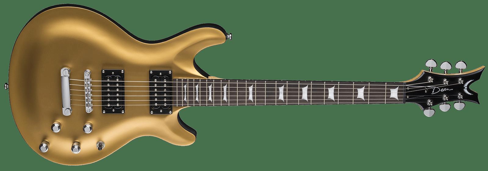Icon X - Satin Gold