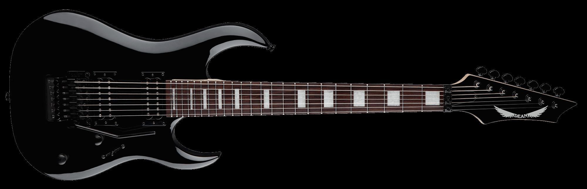 Michael Batio MAB7X 7 String CBK
