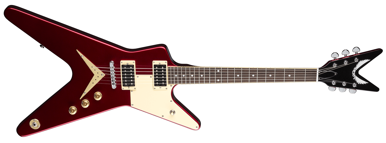 ML 79 Standard w/Half PG - Metallic Red