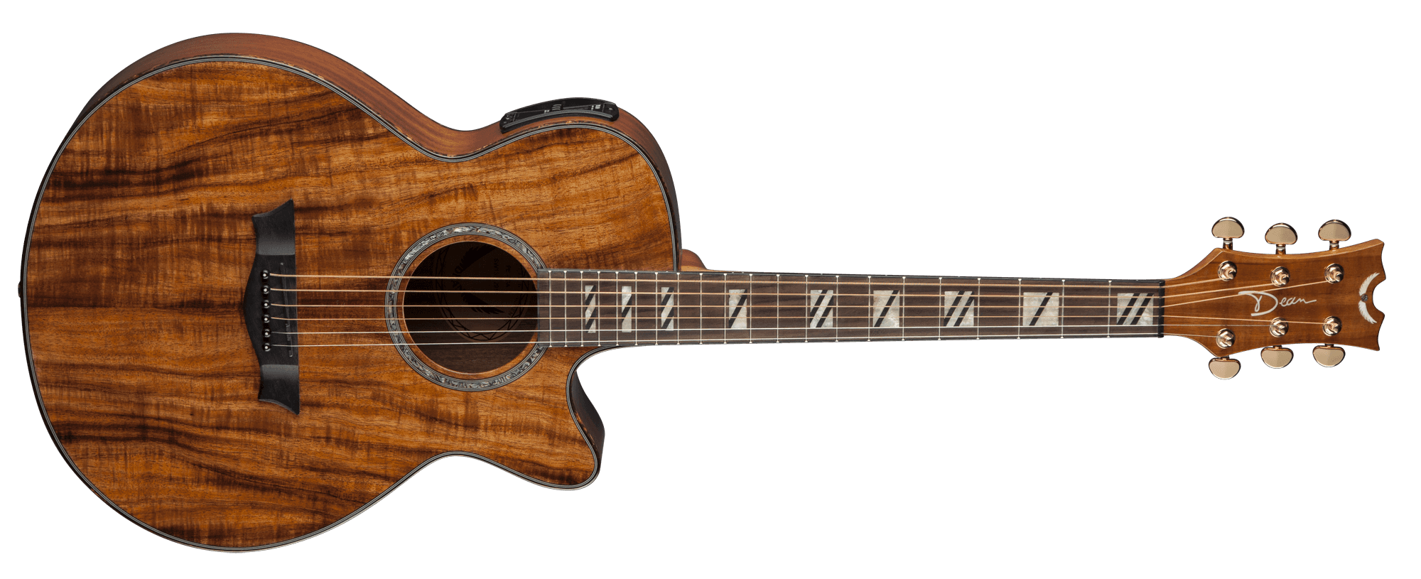 Performer A/E Koa Wood