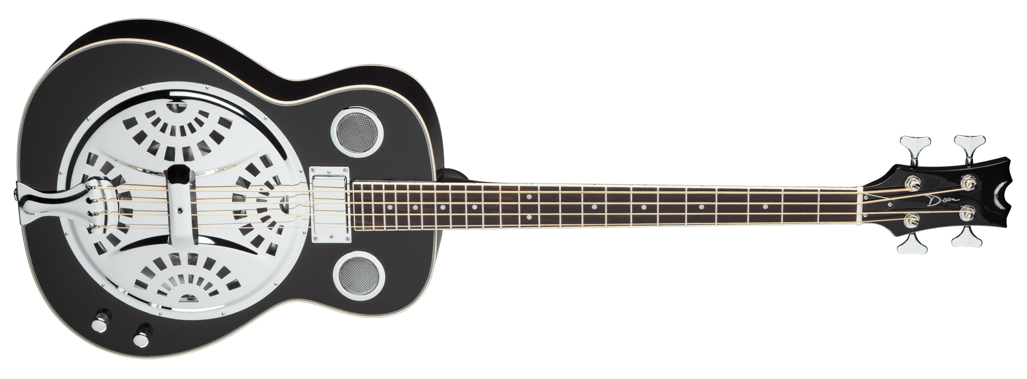 Resonator Acoustic/Electric Bass CBK