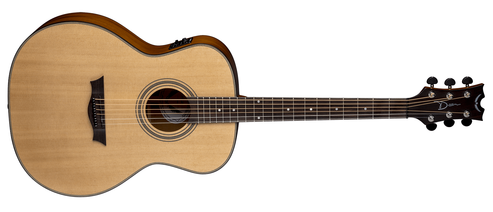 St. Augustine Concert Solid Wood A/E SN