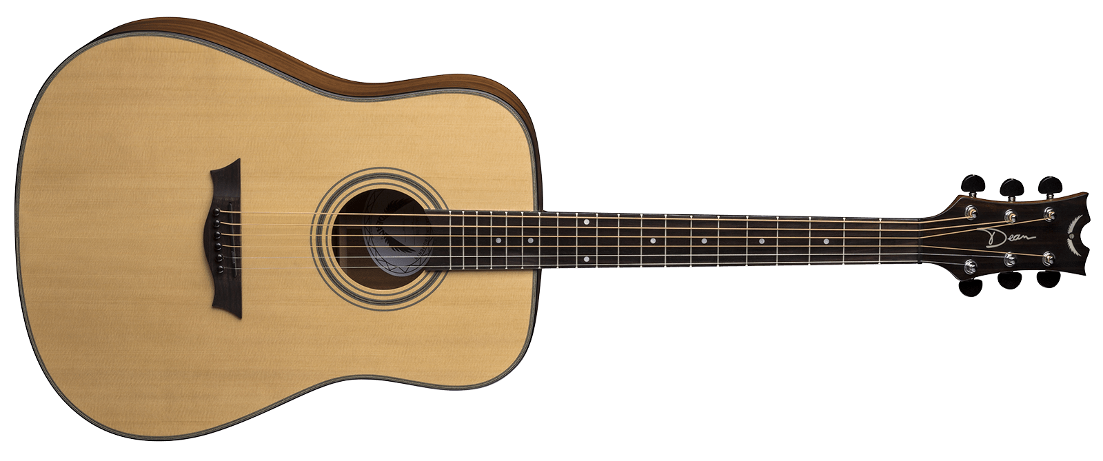 St. Augustine Dreadnought Solid Wood SN