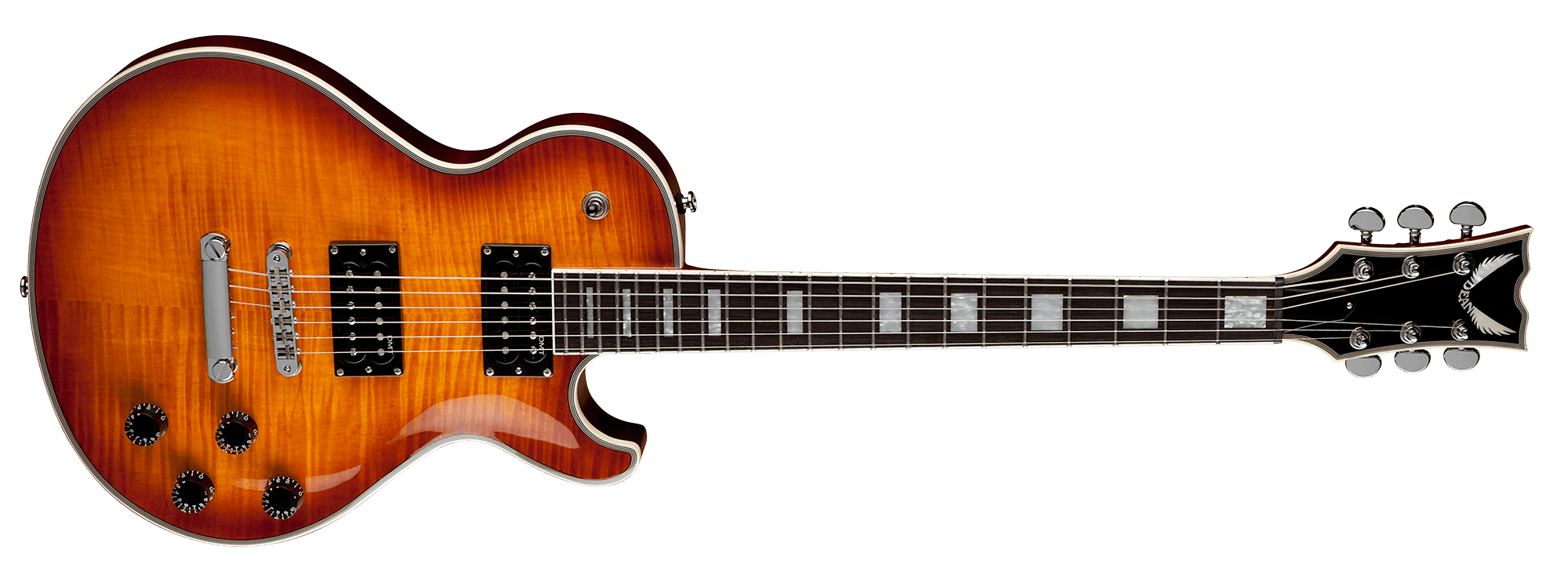 Thoroughbred Deluxe Trans Amber
