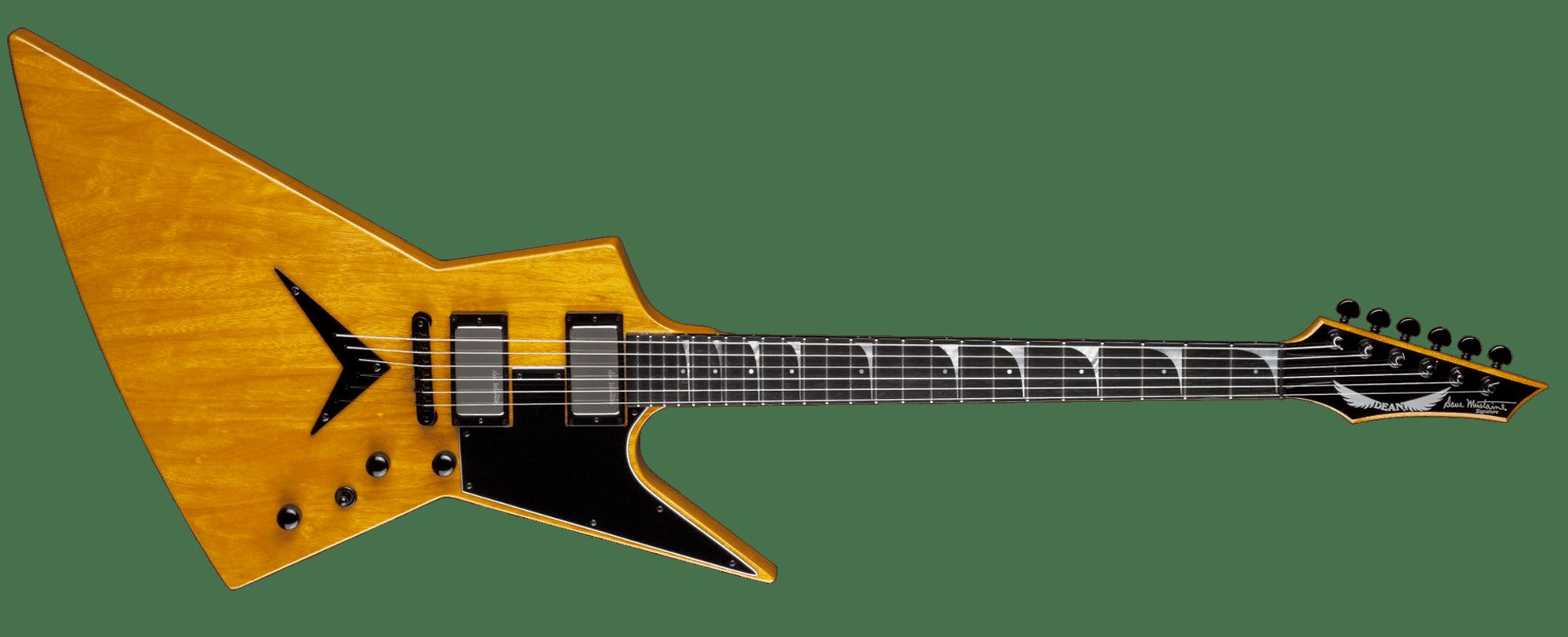 USA Dave Mustaine ZERO Korina Ltd 50 Pc
