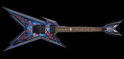Dimebag Darrell Dean Guitars