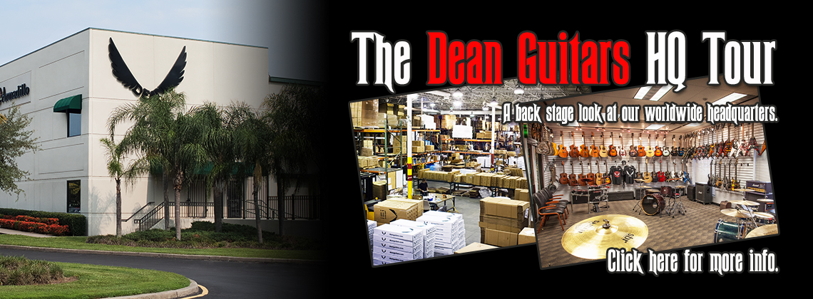 Dean HQ Tour